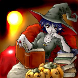 ведьма, |, Juls, Галерея, рисунков, дорисовала, Edited, on, November, pm, рисунок, картинка, picture