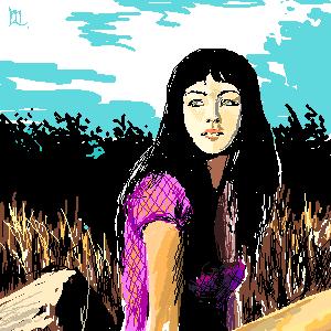 =P, |, Ronchik, Галерея, рисунков, тренировочное, использовала, референс, рисунок, картинка, picture