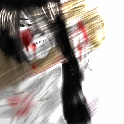 Эм, Смертная, Казнь, опять, же, посвящена, песне, ^^, |, Семka, Stain_Girl, Эскиз, рисунка, Всё, терь, доделала, Песенка, значит, от, такая, The, Cranderries-Zombie, рисунок, картинка, picture