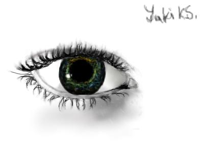 глаз, |, kuro, shiro, Галерея, набросков, решил, нарисовать, что-то, не, анимешное, вот, что, получилось, рисовал, я, ресницы, но, онb, все, как, получались, так, и, получаются, зато, попытался, рисунок, картинка, picture