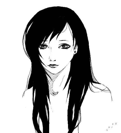 Niko, |, Yui-sama, Галерея, рисунков, Ещё, только, осваиваюсь, рисунок, картинка, picture