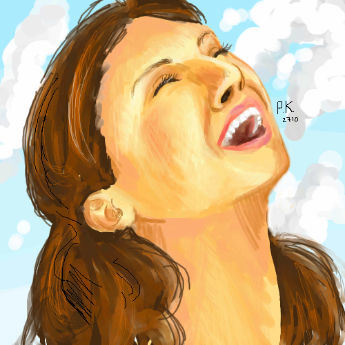 улыбка, D, |, Chidory, Галерея, рисунков, срисовка, с, фотки, улыбайтесь, рисунок, картинка, picture