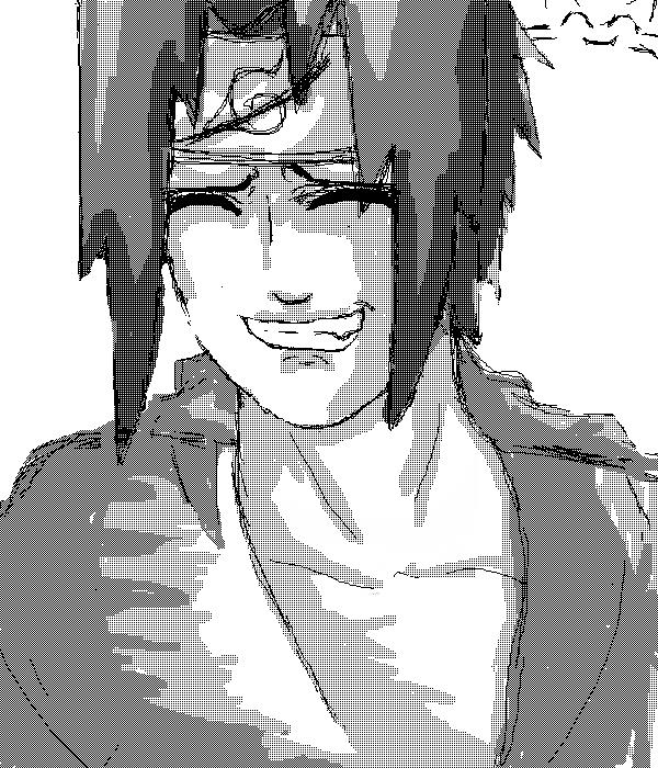 Sasuke, |, kito, Галерея, набросков, А, сначала, вообще, Гокудера, планировался, =, рисунок, картинка, picture