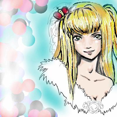 а, я, принцесса, ^^, |, Rinkashiki, Галерея, рисунков, рисунок, картинка, picture