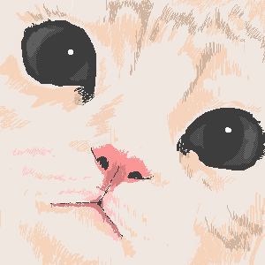 the, Cat, |, vibritania, Галерея, набросков, не, могла, пройти, мимо, фотографии, своей, подруги, рисунок, картинка, picture