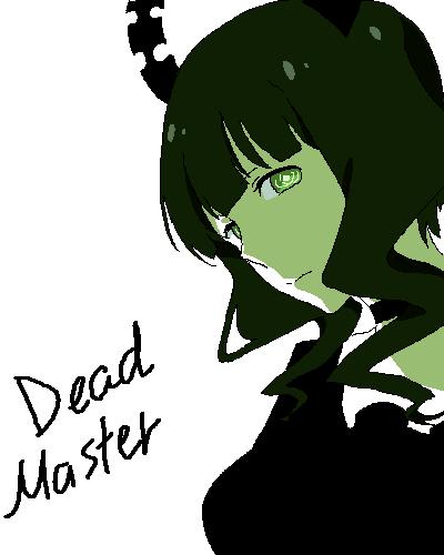 Dead, Master, |, Takaku, Галерея, рисунков, люблю, ее, особенно, образ, из, ОВЫ, рисунок, картинка, picture