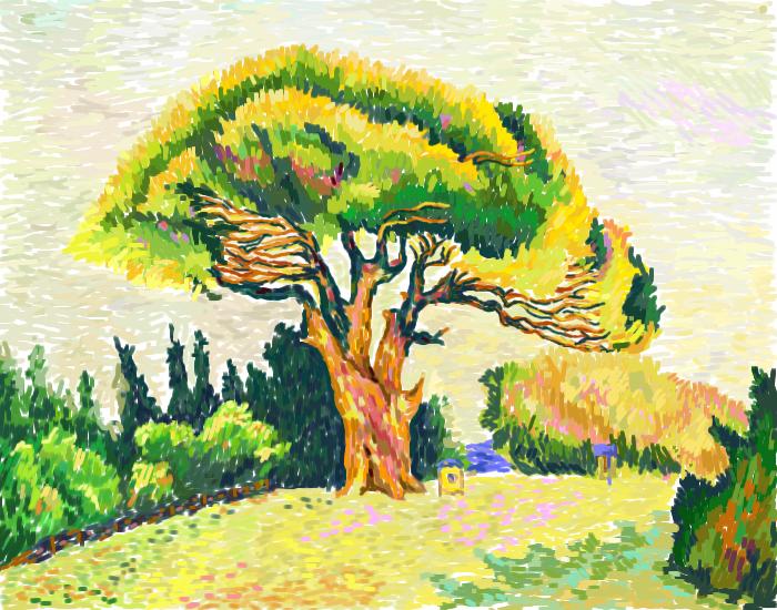 импрессионистский, реализмм, |, BlueMia, Галерея, рисунков, рисунок, картинка, picture