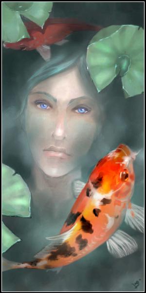 Underwater, |, Lum, Галерея, рисунков, привет, кто, тут, еще, живой, вчера, купила, Wacom, Bamboo, Pen, взамен, почившего, Intuos2, и, мне, категорически, не, нравится, ээх, рисунок, картинка, picture