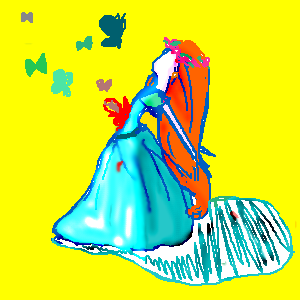 Рисунок, без, названия, no, title, |, Karine678, Эскиз, рисунка, бт, картинка, picture