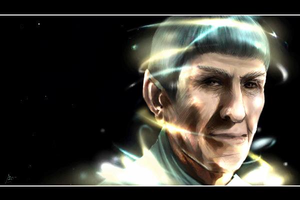 Goodbye, Mr, Spock, |, Lum, Галерея, рисунков, рисунок, картинка, picture