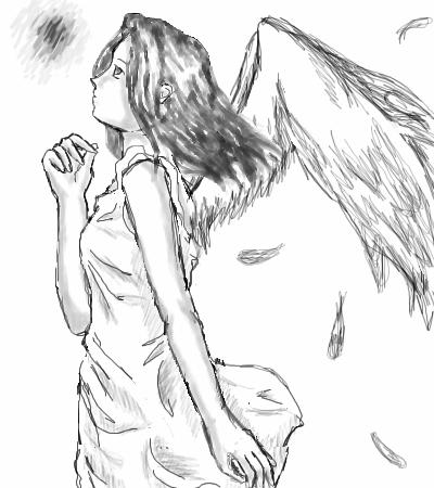 мираж, |, Demon, Галерея, набросков, Надежды, отлетели, прочь, Их, день, развеял, или, ночь, Зачем, гадать, искать, ответ, Они, мечта, больше, нет, Э, По, рисунок, картинка, picture
