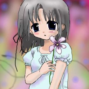 Flower, |, Charlina, Эскиз, рисунка, вот, новое, творение, рисунок, картинка, picture