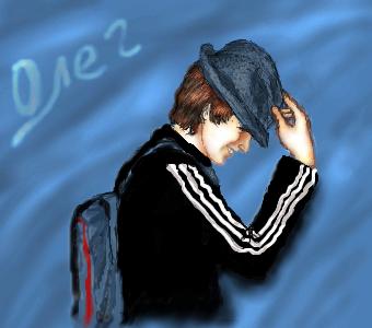 Олежка=,  , Tsyoshi, Галерея, рисунков, Мой, друг, и, одноклассник, рисунок, картинка, picture