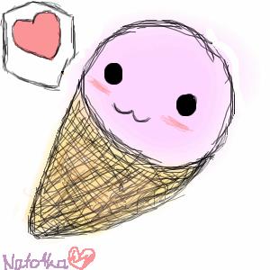 Ice, cream^^, |, Nato4ka, Галерея, набросков, Жду, ваших, комментов, рисунок, картинка, picture