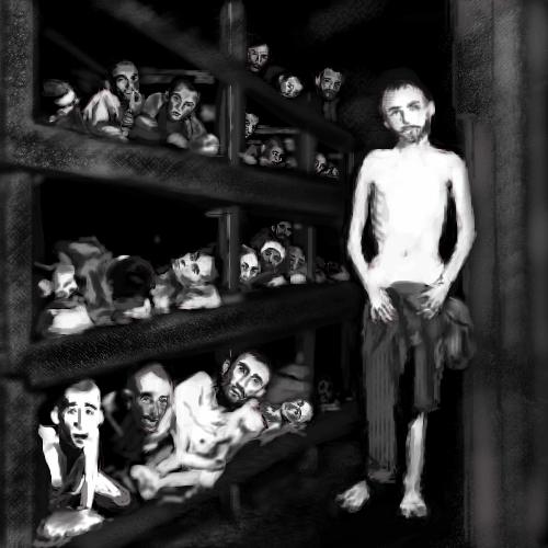 Holocaust, |, Reducent, Галерея, набросков, человеческий, склад, простите, за, мрачность, -, настроение, такое, рисунок, картинка, picture
