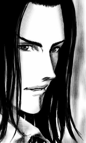 Izumi, |, Kiorinn, Галерея, рисунков, Нравится, стиль, GANTZ, Правда, мне, трудно, приспособиться, к, нему, но, очень, хотелось, нарисовать, этого, перса, Хотя, думаю, Като, был, прикольнее, его, рисунок, картинка, picture