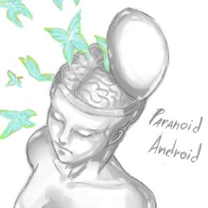 Paranoid, Android, |, Demon, Галерея, набросков, просто, еще, одна, зарисовка, моей, больной, фантазии, рисунок, картинка, picture