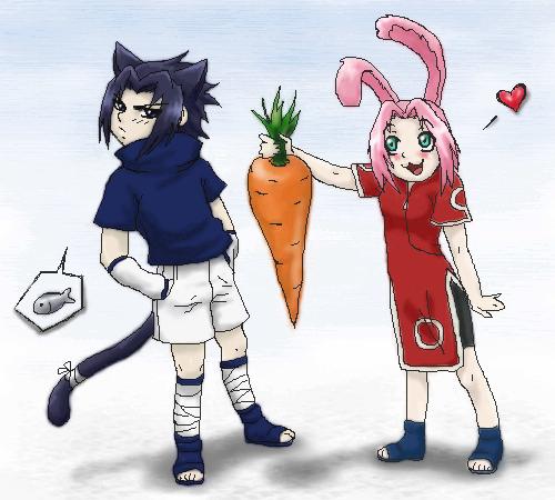любовь, морковь,  , kokoro, Эскиз, рисунка, Ххы, Вот, опять, мну, по, наруто, плющщщить, =^_____^=, рисунок, картинка, picture