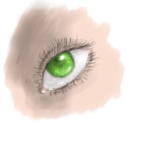 Глаз, |, Яхико, Галерея, набросков, Практиковался, с, прорисовкой, глаза, рисунок, картинка, picture