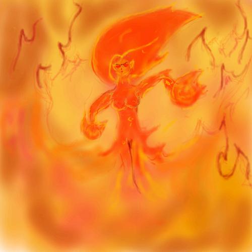 Elements, Fire, |, SamuraiTaka, Галерея, набросков, вот, ^_^, рисунок, картинка, picture
