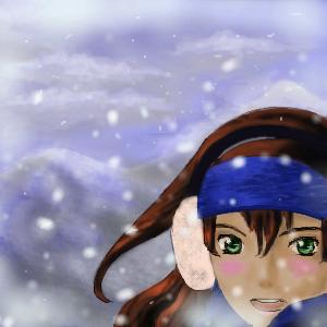 Скоро, зимушка-зима, |, Aiko, Галерея, рисунков, Наверно, мну, уже, тут, никто, и, не, помнит, рисунок, картинка, picture