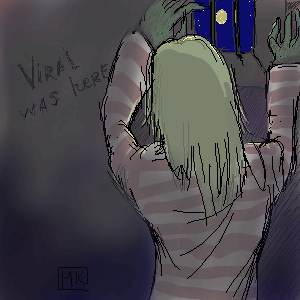 Вирал, |, still, mk, Галерея, набросков, рисунок, картинка, picture