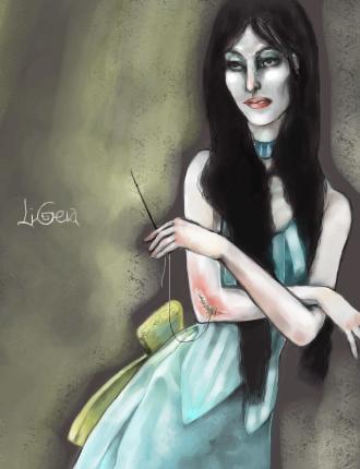 Ligeia, |, mika, Галерея, рисунков, Запишите, меня, в, клуб, Любителей, некрасивых, рисованых, женщин, >, <, рисунок, картинка, picture