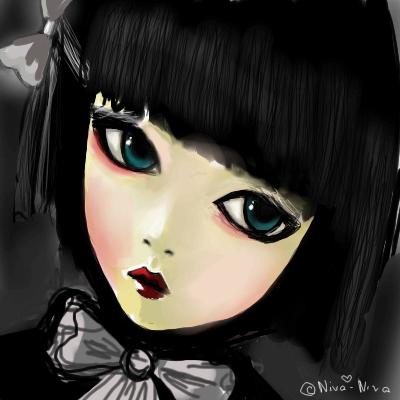 Ледяные, глаза, |, Нива-Нива, Галерея, рисунков, Меня, впечатлили, куклы, выпускаемые, корейской, фирмой, Dream, of, Doll, Спасибо, Uke, Они, действительно, как, живые, Решила, нарисовать, свою, рисунок, картинка, picture
