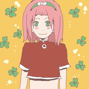 Sakura, of, Naruto, |, maeve, Галерея, рисунков, Сакура, в, кавайном, стиле, рисунок, картинка, picture