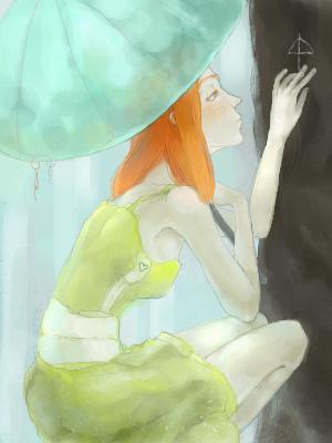 Umbrella, of, love, |, mika, Галерея, рисунков, Здоровские, эти, зонтики, любви, Пойду, портить, деревья, рисунок, картинка, picture
