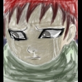 Gaara-crying